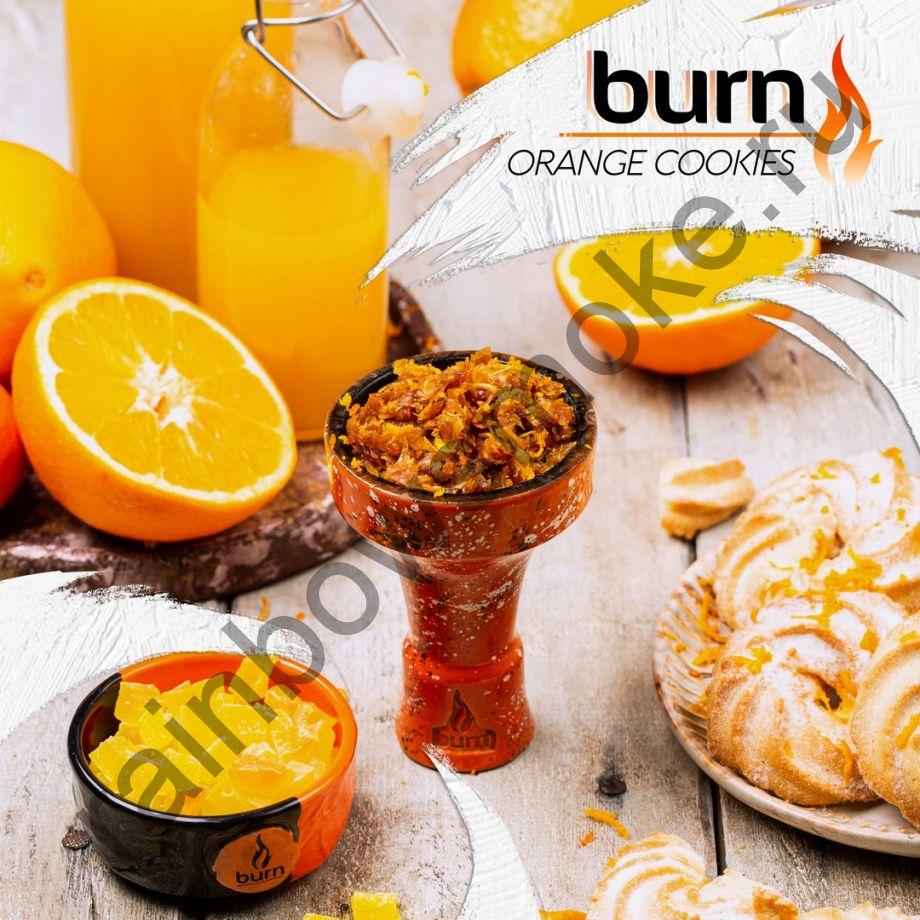 Burn 20 гр - Orange Cookies (Апельсиновое Печенье)