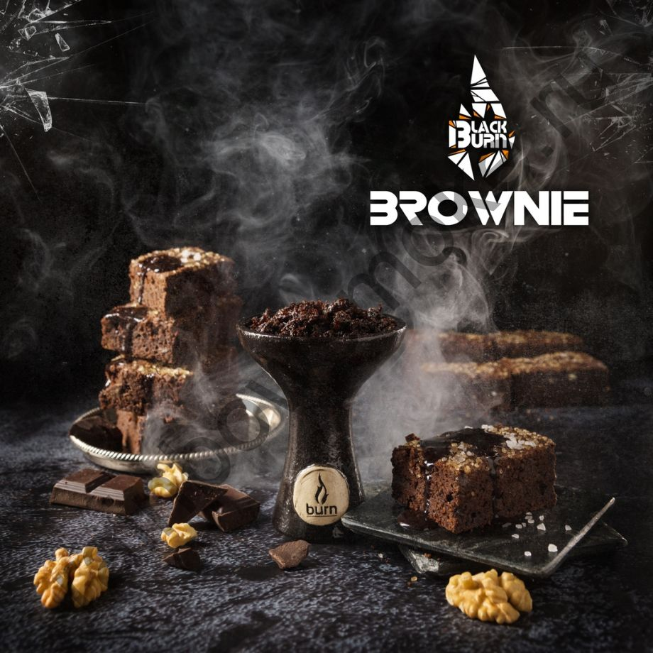 Black Burn 200 гр - Brownie (Шоколадный Десерт)