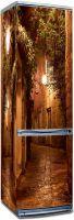 Наклейка на холодильник -   Во времена Дон Кихота | магазин Интерьерные наклейки