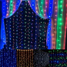 Светодиодная гирлянда Шторка 280 LED, 2,5х2,5 м