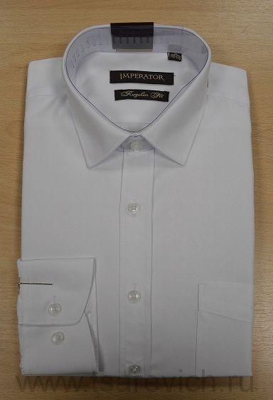 """Рубашки ПОДРОСТКОВЫЕ """"IMPERATOR"""", оптом 12 шт., артикул: Twist 2000-П"""