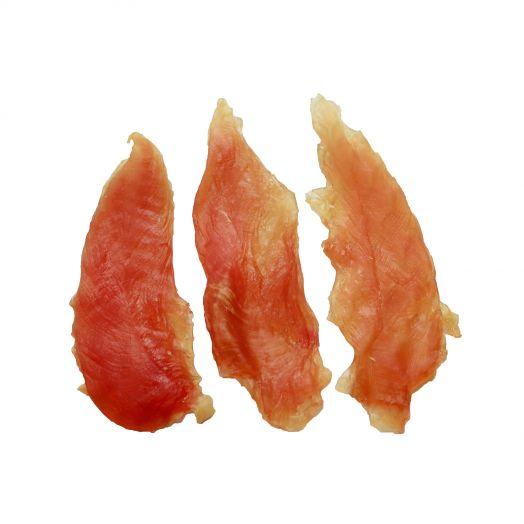 Полоски из филе цыпленка 100г защ среда Мясопотам