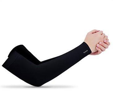Рукава черного цвета, для скрытия тату