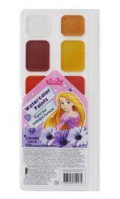 """Краски акварельные """"Princess"""", 12 цветов."""