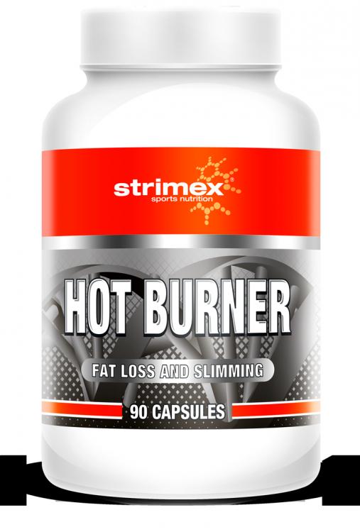 Hot Burner от Strimex 90 капс