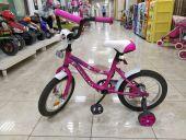 """Велосипед детский NOVATRACK NEPTUNE 14"""", розовый"""