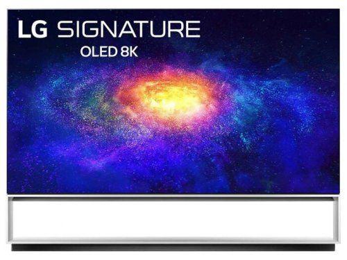 Телевизор LG OLED88ZX9LA 8K (экран + тумба)