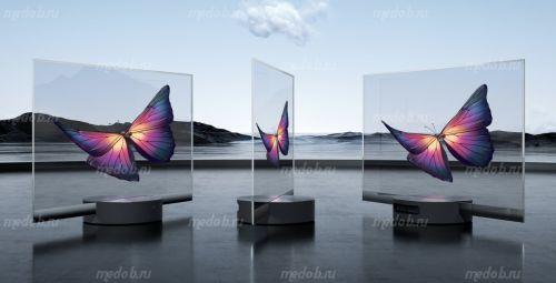 Xiaomi Mi TV Master OLED Transparent Edition