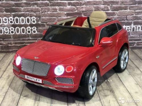 Детский Электромобиль «Bentley Bentayga-JJ2158»