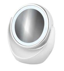 Зеркало MARTA MT-2649 белый жемчужный