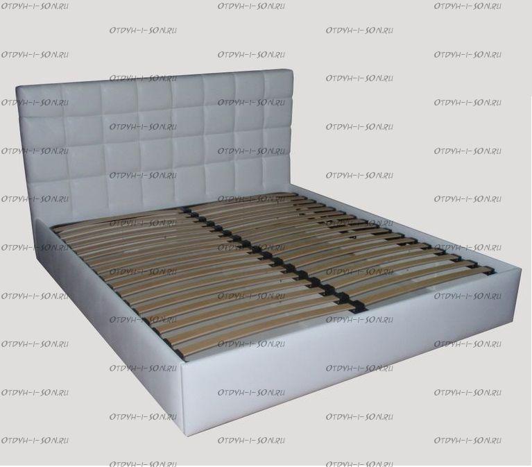 Кровать Илона-1 Люкс с подъемным основанием, любые цвета