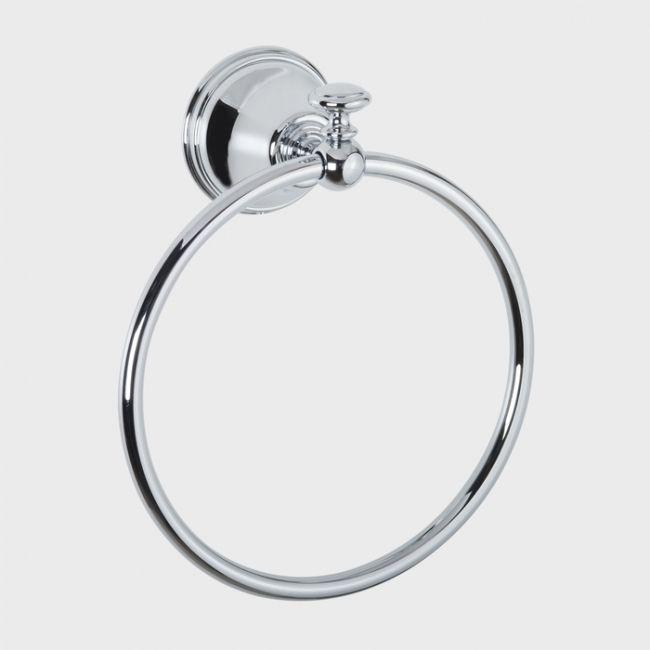 Полотенцедержатель кольцевой Tiffany World Harmony TWHA015cr ФОТО
