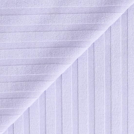 Лоскут трикотажной ткани лапша Голубой 50х30