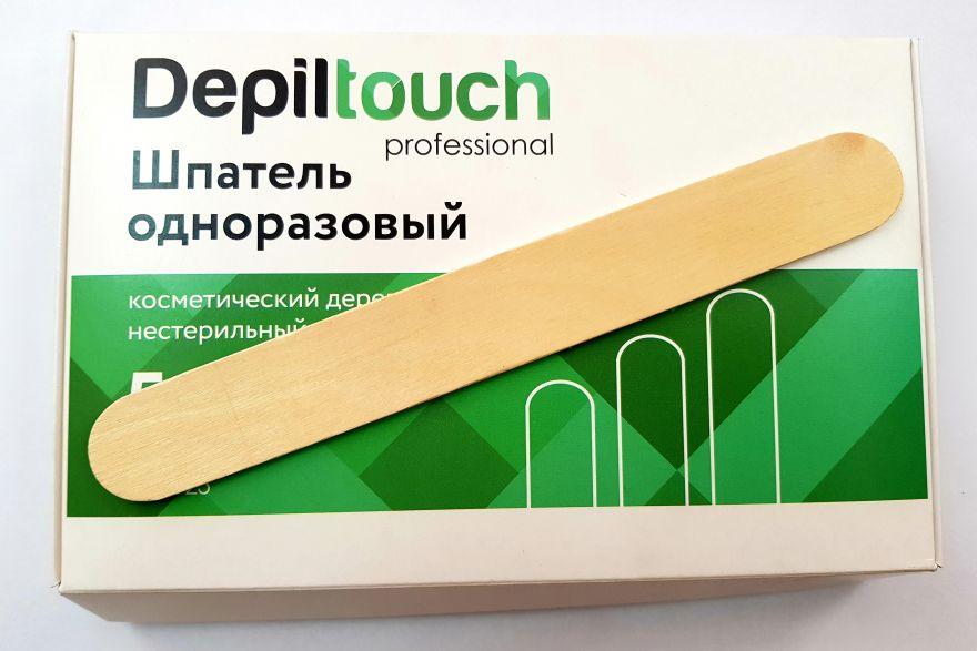 Шпатель деревянный УЗКИЙ 114*10 мм №100