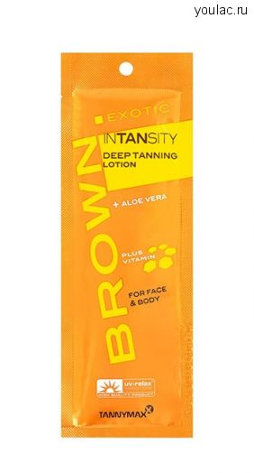 TANNYMAXX BROWN EXOTIC INTANSITY ускоритель (15 мл)