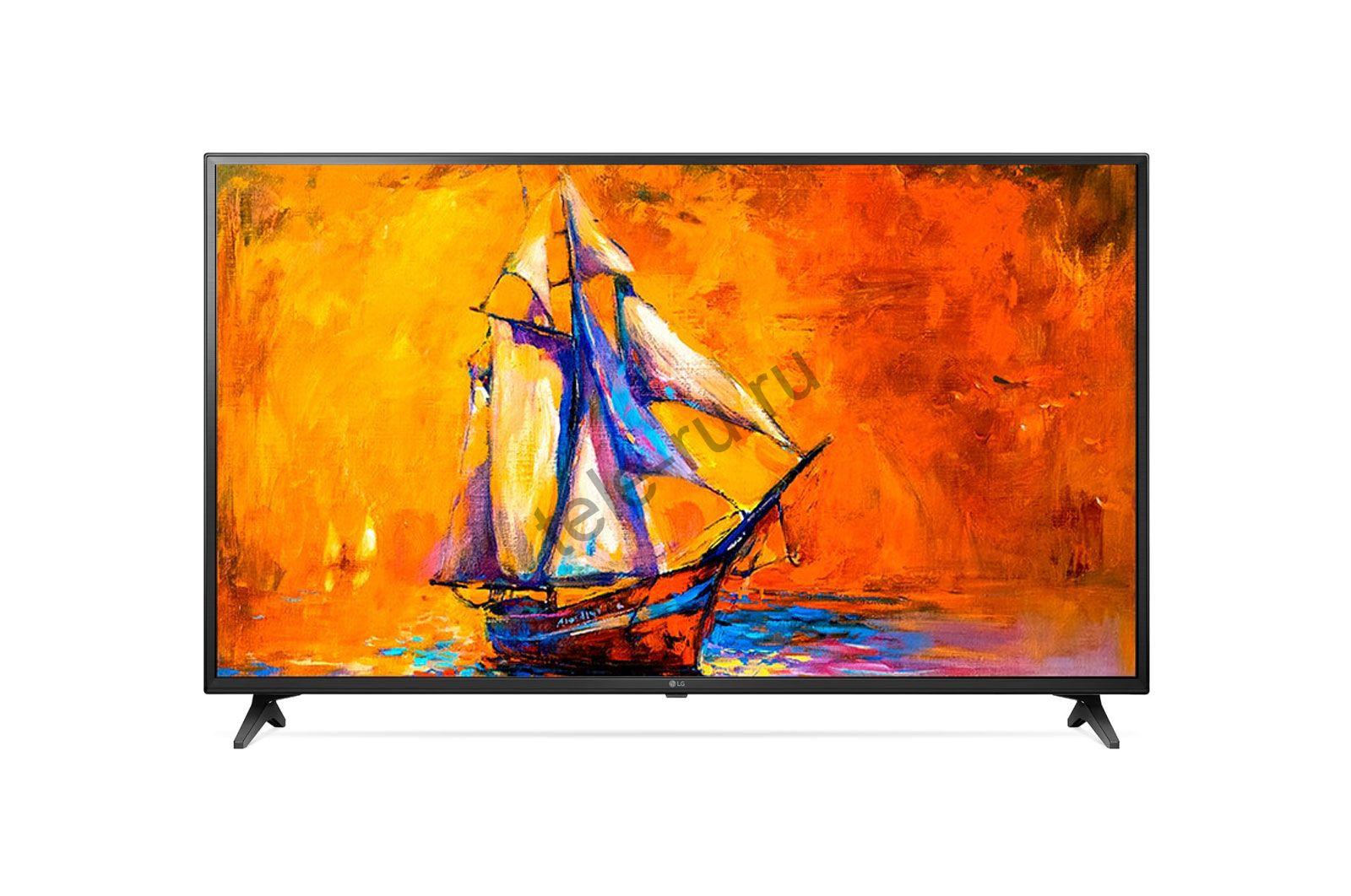 Телевизор LG 55UK6200