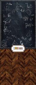 """Фон """"Student №5"""" 3x1,5 (3,5x1,5 м)"""