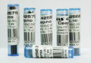 Мини-сверло, HSS 6542 (M2), титановое покрытие, d 0,35 мм, 10 шт.