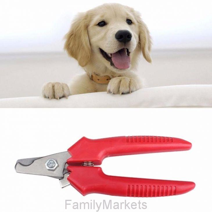Боковой когтерез для собак Pet Grooming