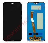 Дисплей для Huawei P20 Lite ( ANE-LX1 ) / Huawei Nova 3e ( ANE-AL00 ) в сборе с тачскрином