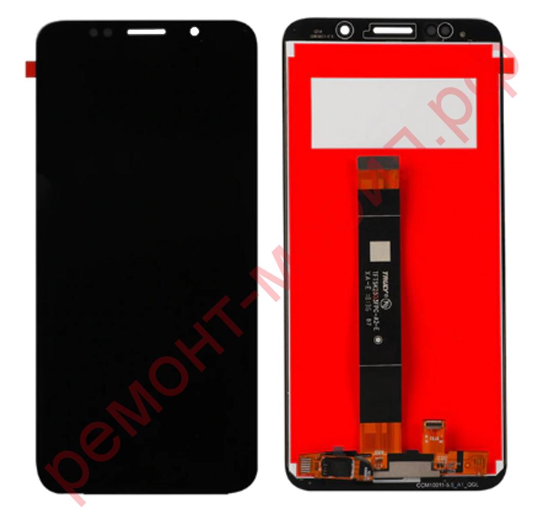 Дисплей для Huawei Honor 7A ( DUA-L22 ) / Honor 7S / Honor Y5 Prime 2018 ( DRA-L02 ) / Honor Y5 Lite 2018 ( DRA-LX5 ) в сборе с тачскрином