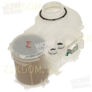 Бачок для соли посудомоечной машины Bosch 754350