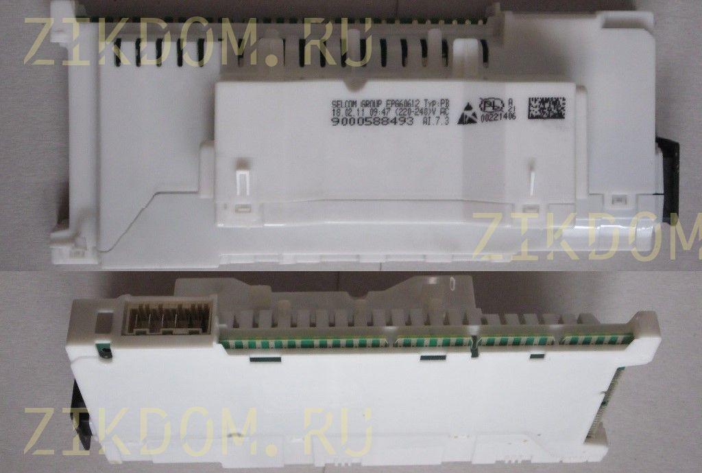 Модуль управления посудомоечной машины Bosch SPV53M00RU 655487