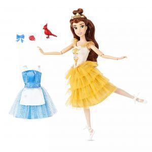 Кукла Бель балет балерина Дисней Красавица и чудовище