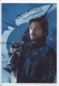 Автограф: Диего Луна. Изгой-один: Звёздные войны. Истории