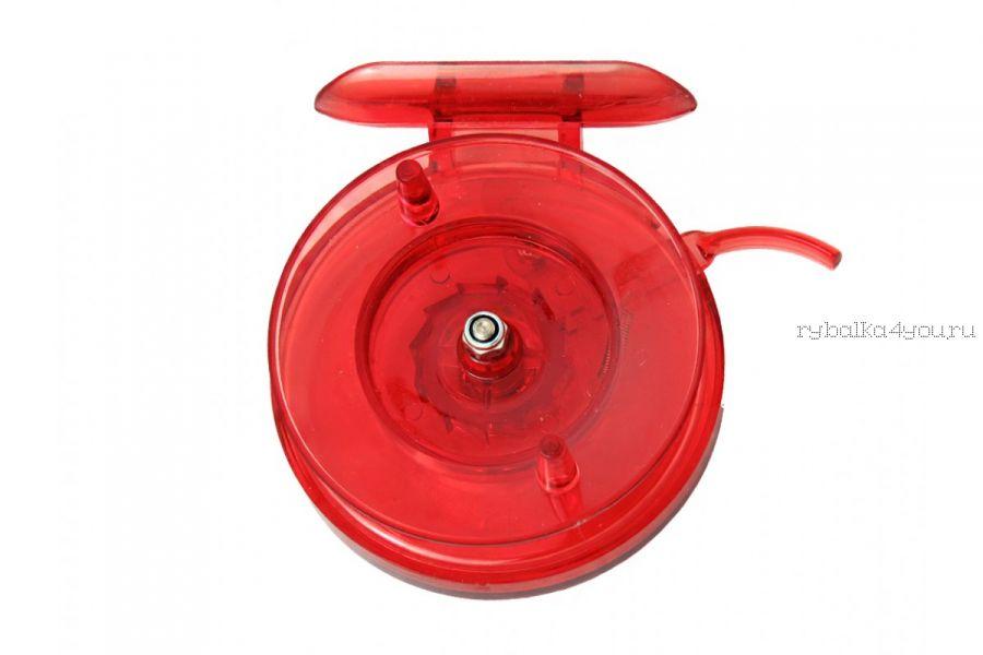 Катушка зимняя Takara проводочная   5801B красная