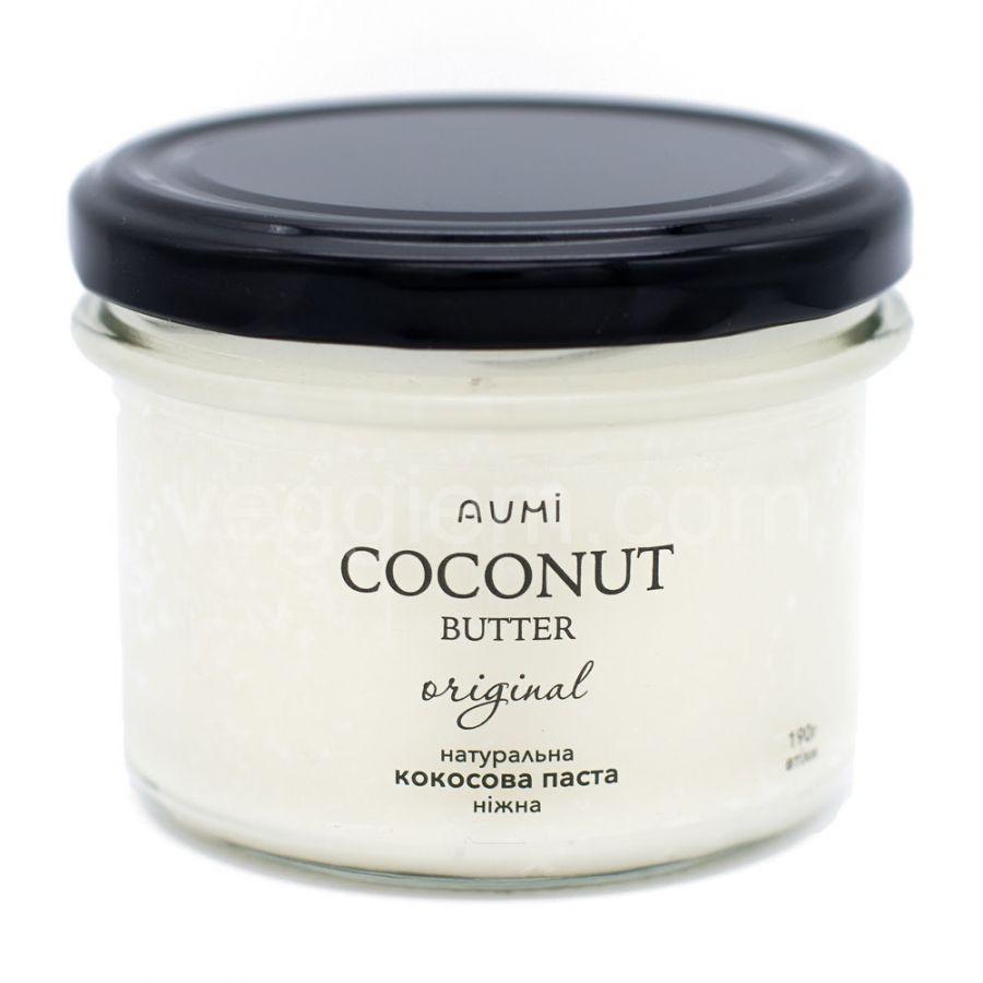 Натуральная кокосовая паста нежная,190 грамм