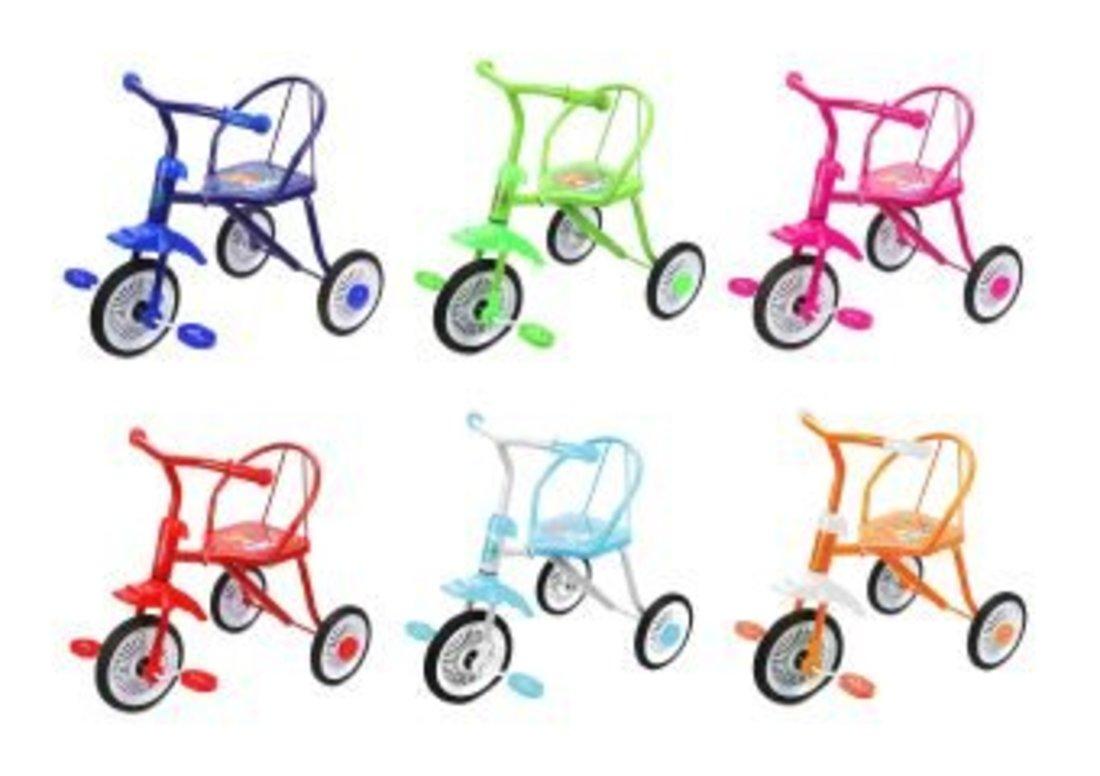 Велосипед 3кол. Друзья 9/8' кол. 6 цветов