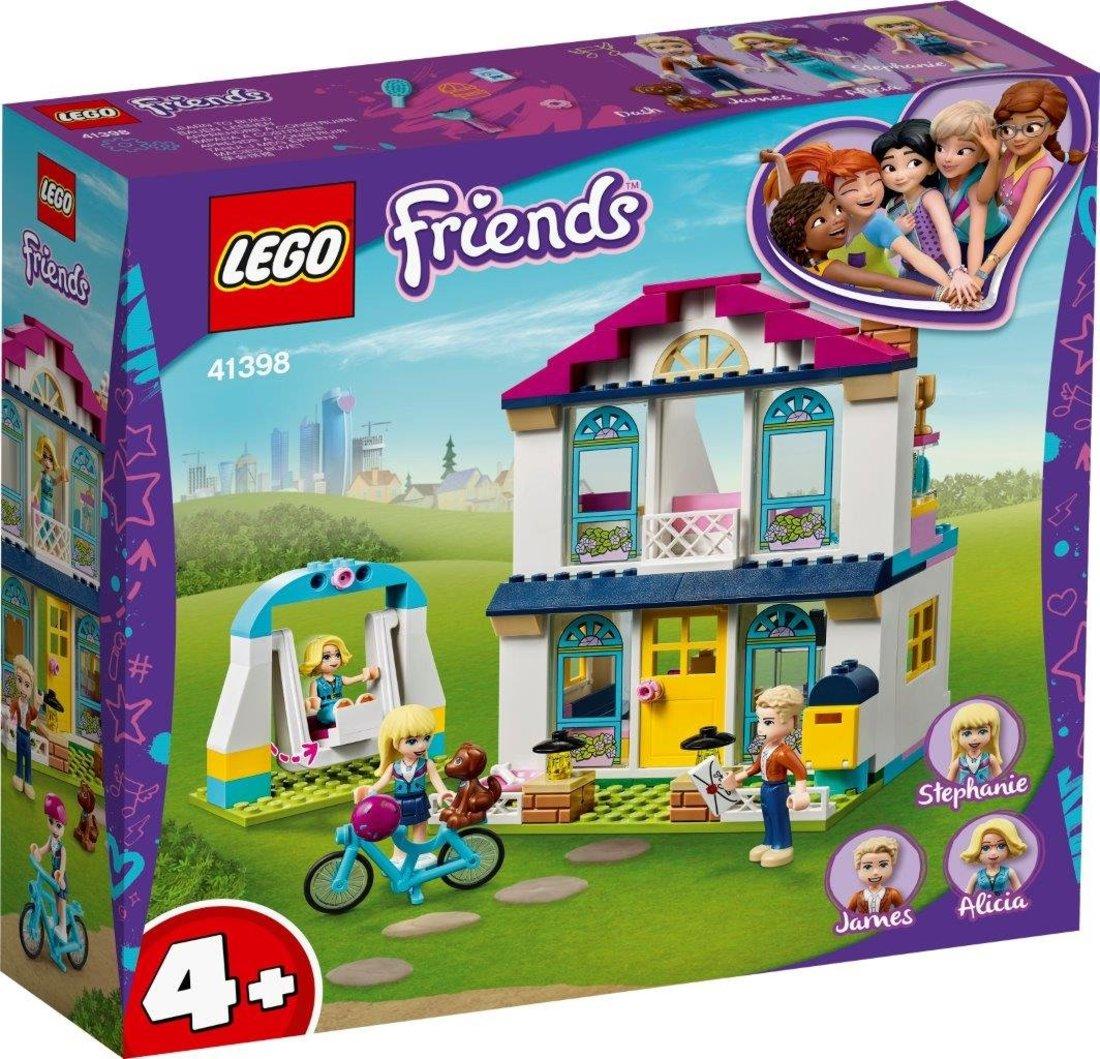 Констр-р LEGO Friends Дом Стефани