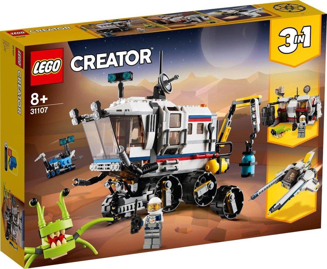 Констр-р LEGO Creator Исследовательский планетоход