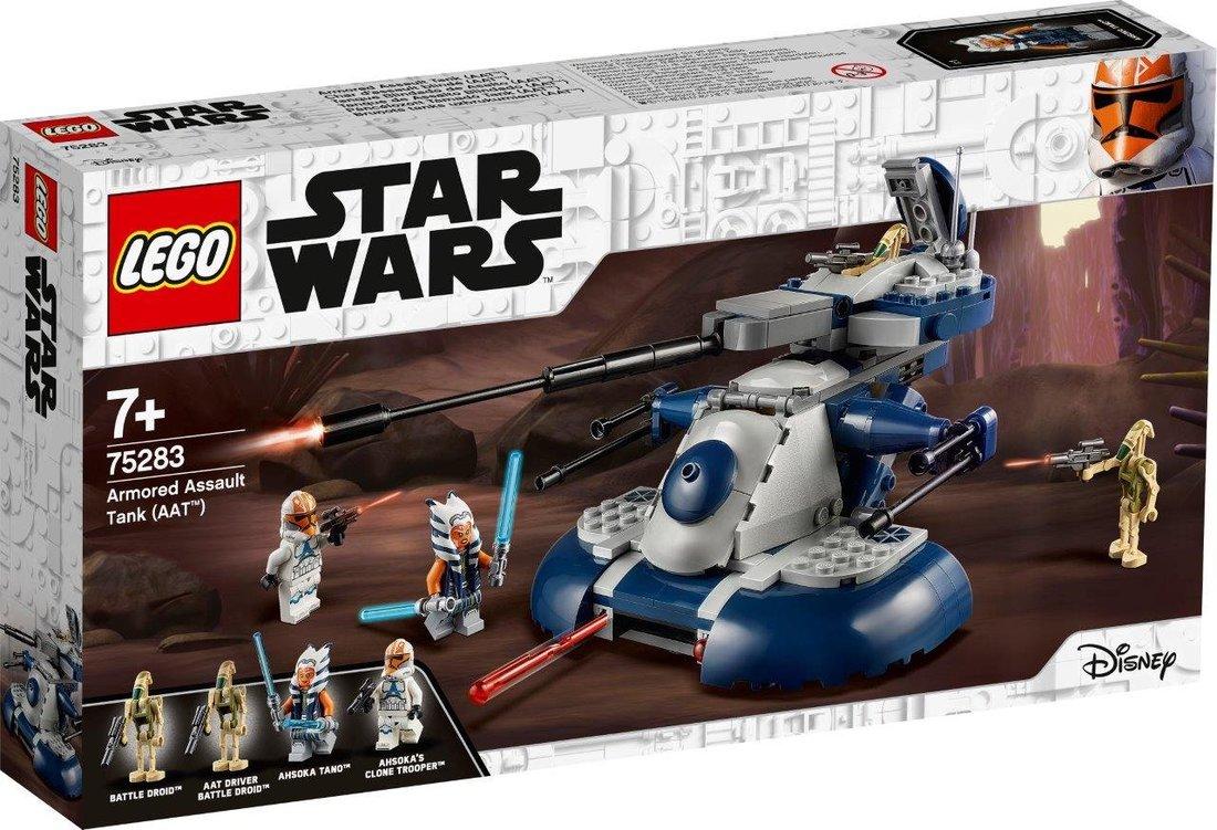 Констр-р LEGO Star Wars TM Бронированный штурмовой танк ААТ
