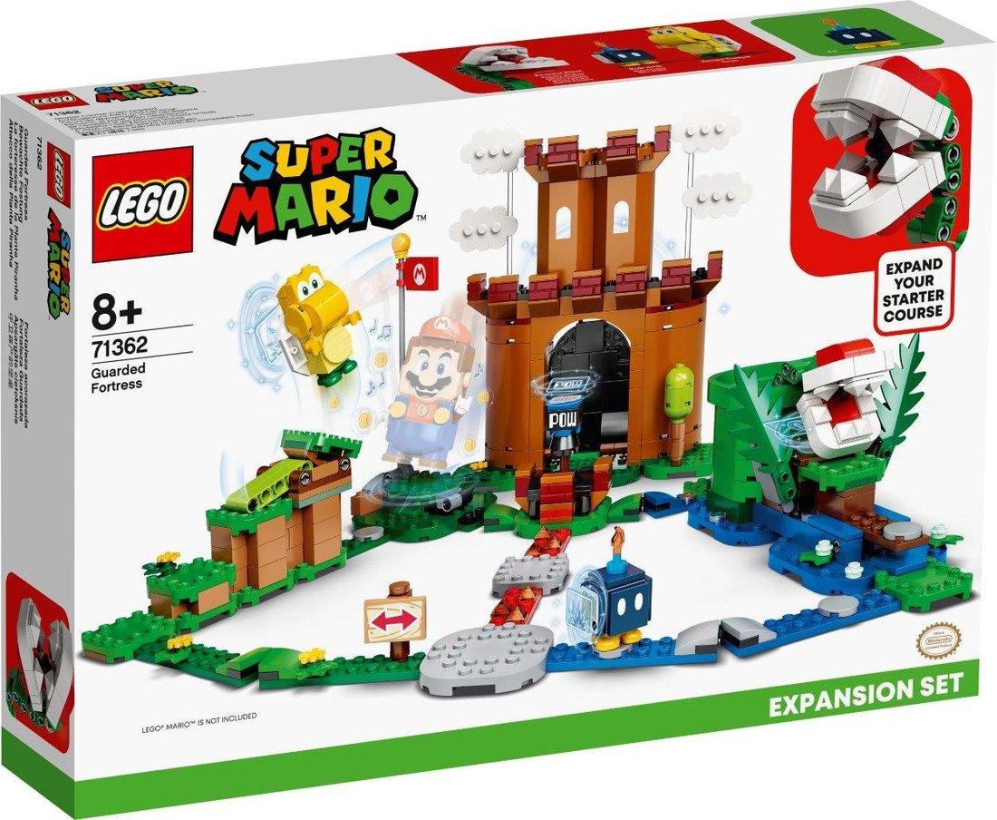 Констр-р LEGO Super Mario Охраняемая крепость. Дополнительный набор