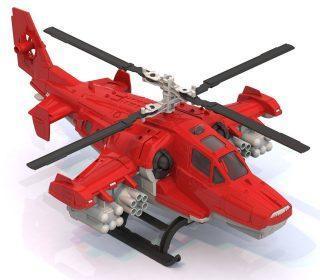 Вертолёт Пожарный