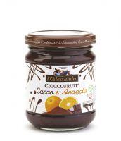 """Конфитюр """"Шоколадный апельсин"""" 240 г, Cioccofruit Arancia, D'Alessandro confetture 240 gr"""