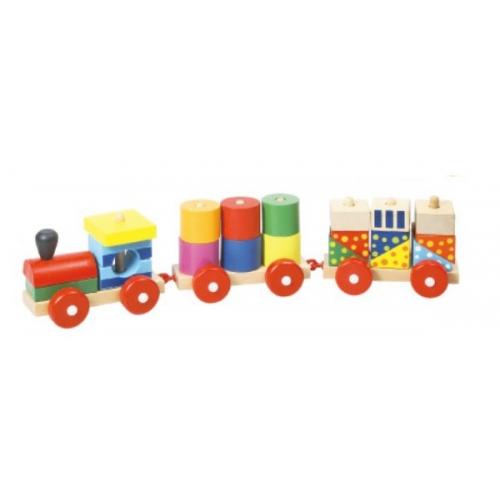 Поезд конструктор