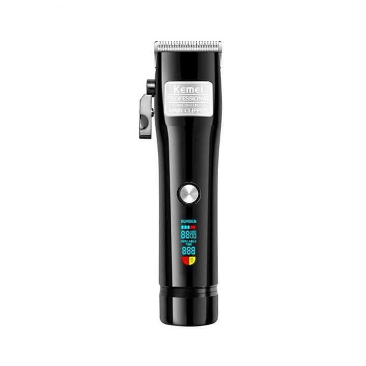 Машинка для стрижки волос Kemei KM-2850+PG