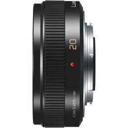 Panasonic 20mm f/1.7 II Aspherical (H-H020AE)