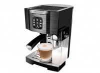 Кофеварка рожковая REDMOND RCM-1511 Черная/хром