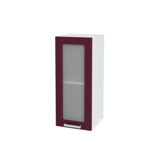 Шкаф верхний со стеклом Дина ШВС 300