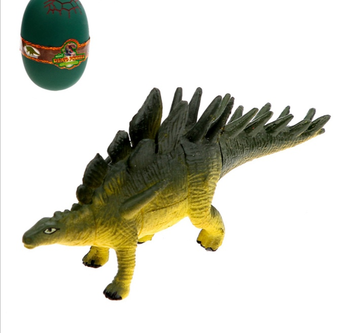 3D пазл «Динозавры», 4 вида, МИКС