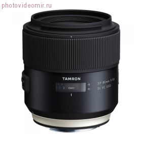 Объектив TAMRON SP 85mm f/1.8 Di VC USD Nikon F