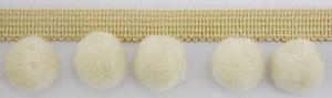 Тесьма Passan декоративная с помпонами (шариками) диаметром 20 мм. PA-40