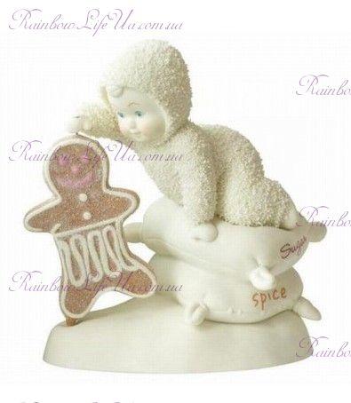 """Фигурка сладкий пряник Snowbabies """"Enesco"""""""
