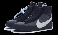 Кроссовки Nike Blazer Mid Off-White Grim Reaper