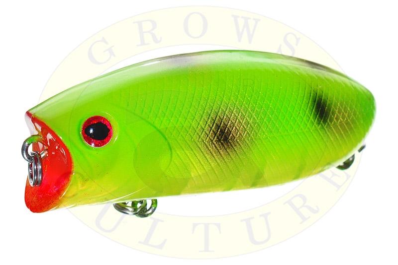 Воблер Grows Culture Malas 57 мм / 9 гр / Заглубление: 0 - 0,3 м / цвет:  289