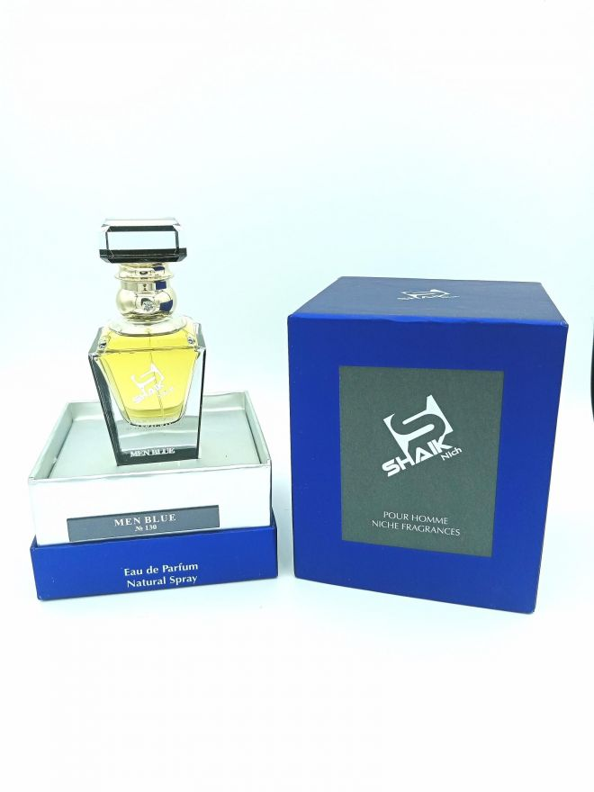 Shaik VIP Men Blue (№130), 50ml